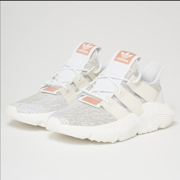 adidas Shoes | Prophere White Sneakers